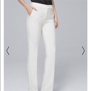 White House Black Market Perfect Form Pants